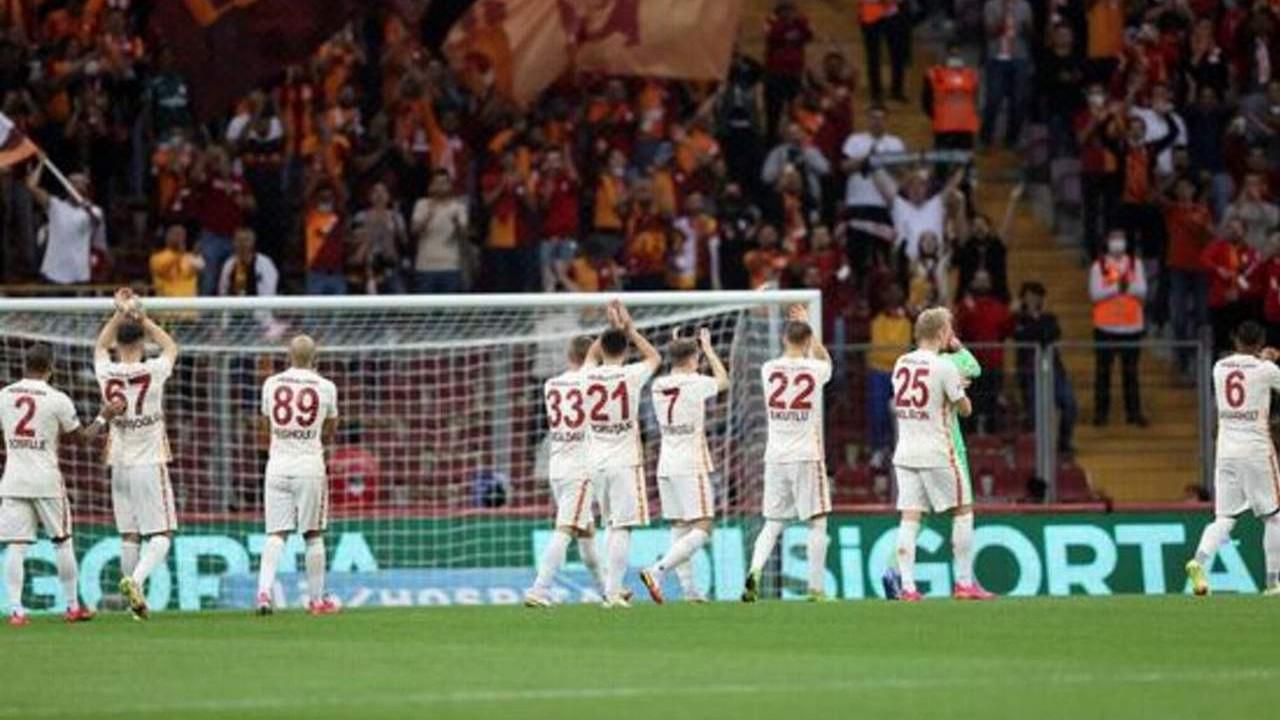 Galatasaray'dan 3 puan getiren geri dönüş
