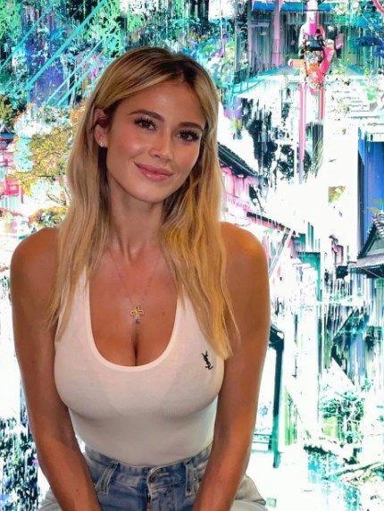 Diletta Leotta iddialı pozlarıyla sosyal medyayı sallamaya devam ediyor - Resim: 2
