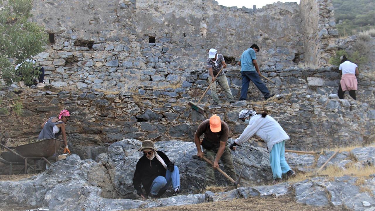 Türkiye'nin gizemli antik kentinde tarihi keşif