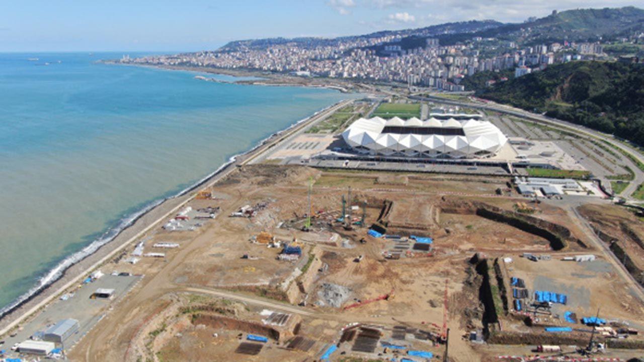 Deniz dolgusuna şehir hastanesi... İnşaatın son hali görüntülendi - Resim: 2