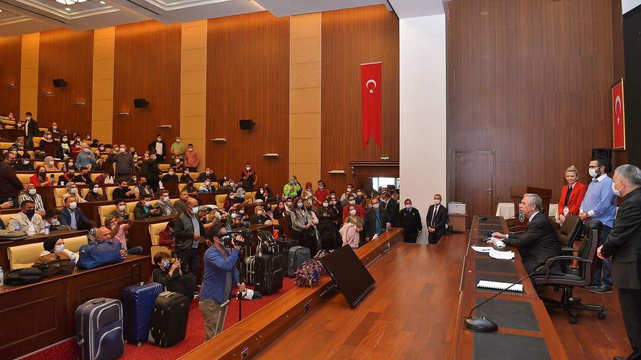 Mansur Yavaş ''Üniversite Ankara'da okunur'' sözünü tuttu