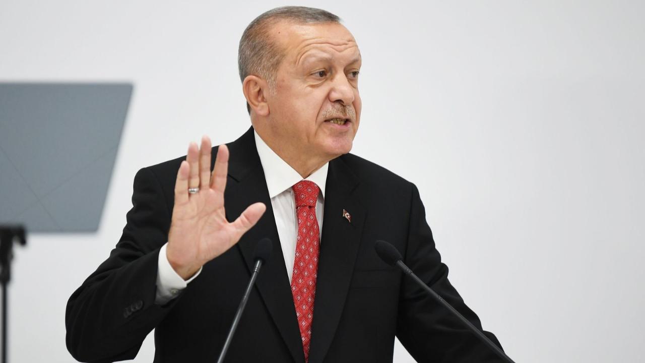 Erdoğan'ın ''kimse bize karışamaz'' çıkışına, ABD'den yaptırım tehdidi