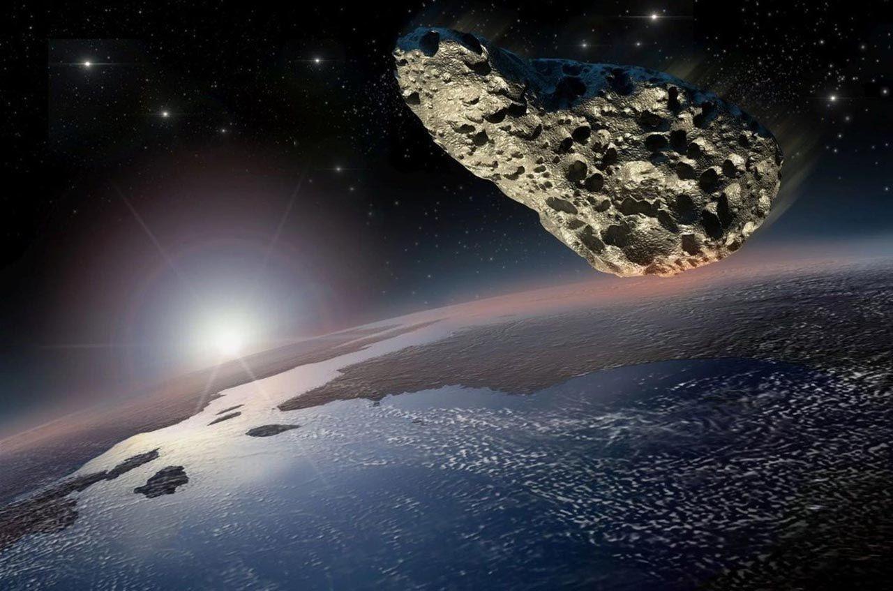 NASA bir gün sonra fark etmiş! Dünya felaketin eşiğinden döndü - Resim: 4