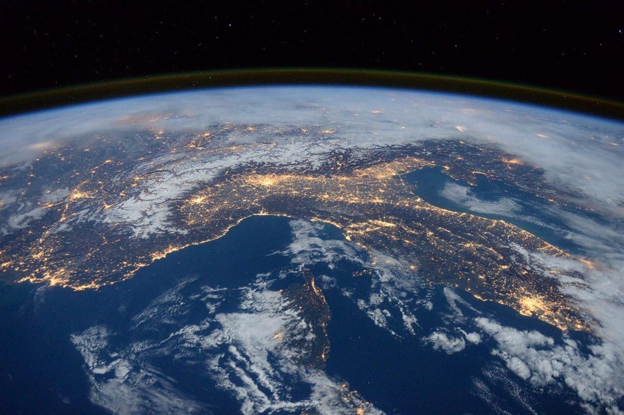 NASA bir gün sonra fark etmiş! Dünya felaketin eşiğinden döndü - Resim: 1