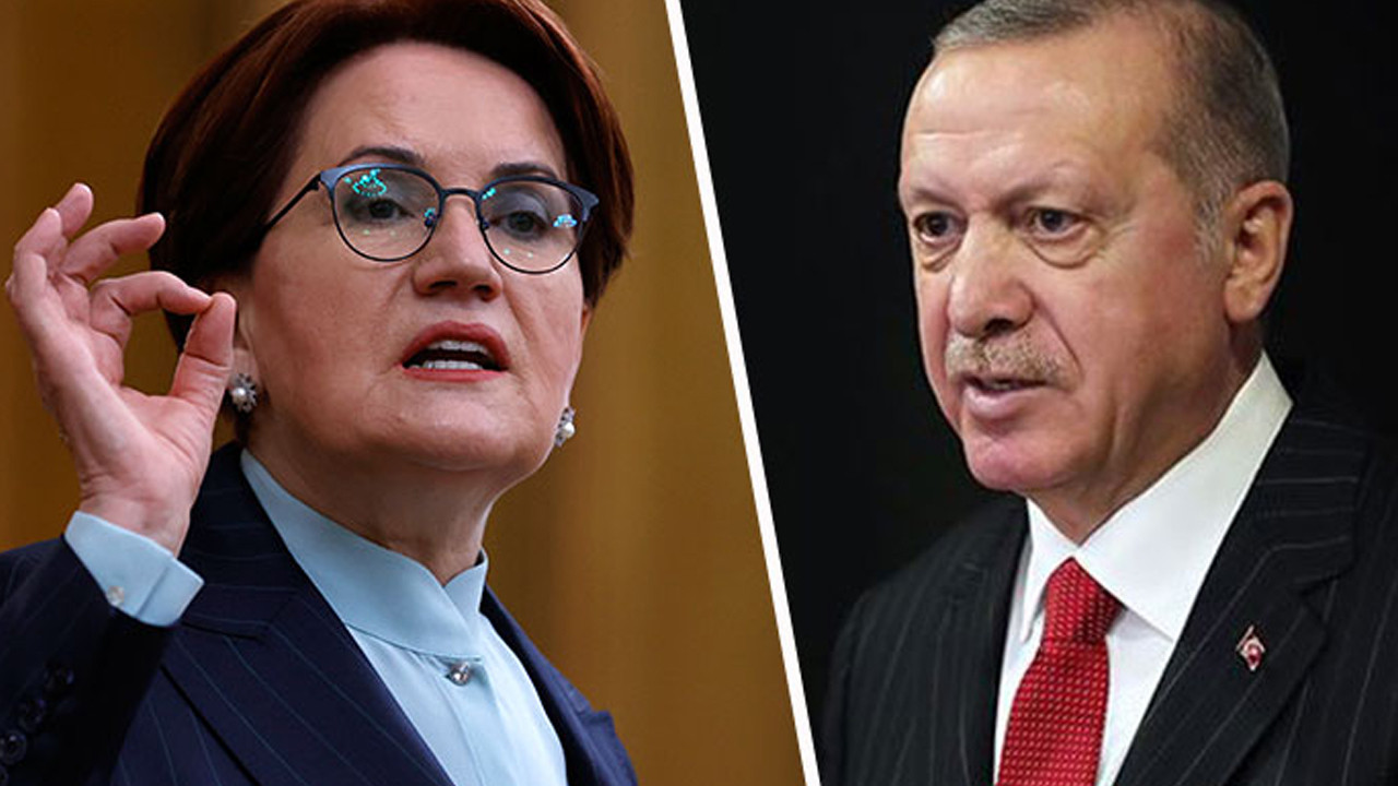 Akşener'den Erdoğan'a ''barınamayan öğrenciler'' yanıtı
