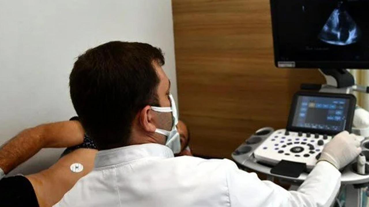Koronavirüse yakalanan 500 hastanın yüzde 10'unda tespit edildi