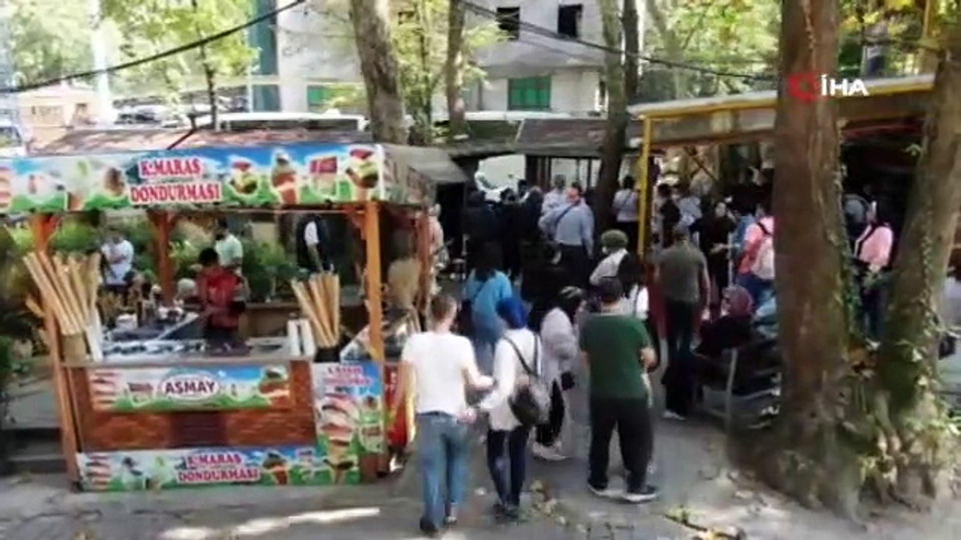 İstanbul'un yanı başındaki cennete pandemide yerli/yabancı turist akını