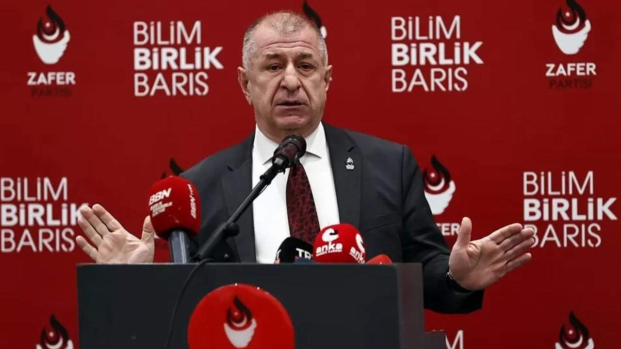 Zafer Partisi Lideri Özdağ: ''Milli Eğitim Bakanı Türk tarihine, İstiklal mücadelesine saldırdı'