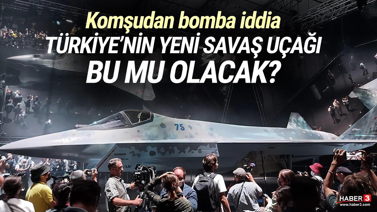 Yunan basını yazdı: ''Türkiye'nin yeni savaş uçağı ''Su-75 Checkmate'' olacak''