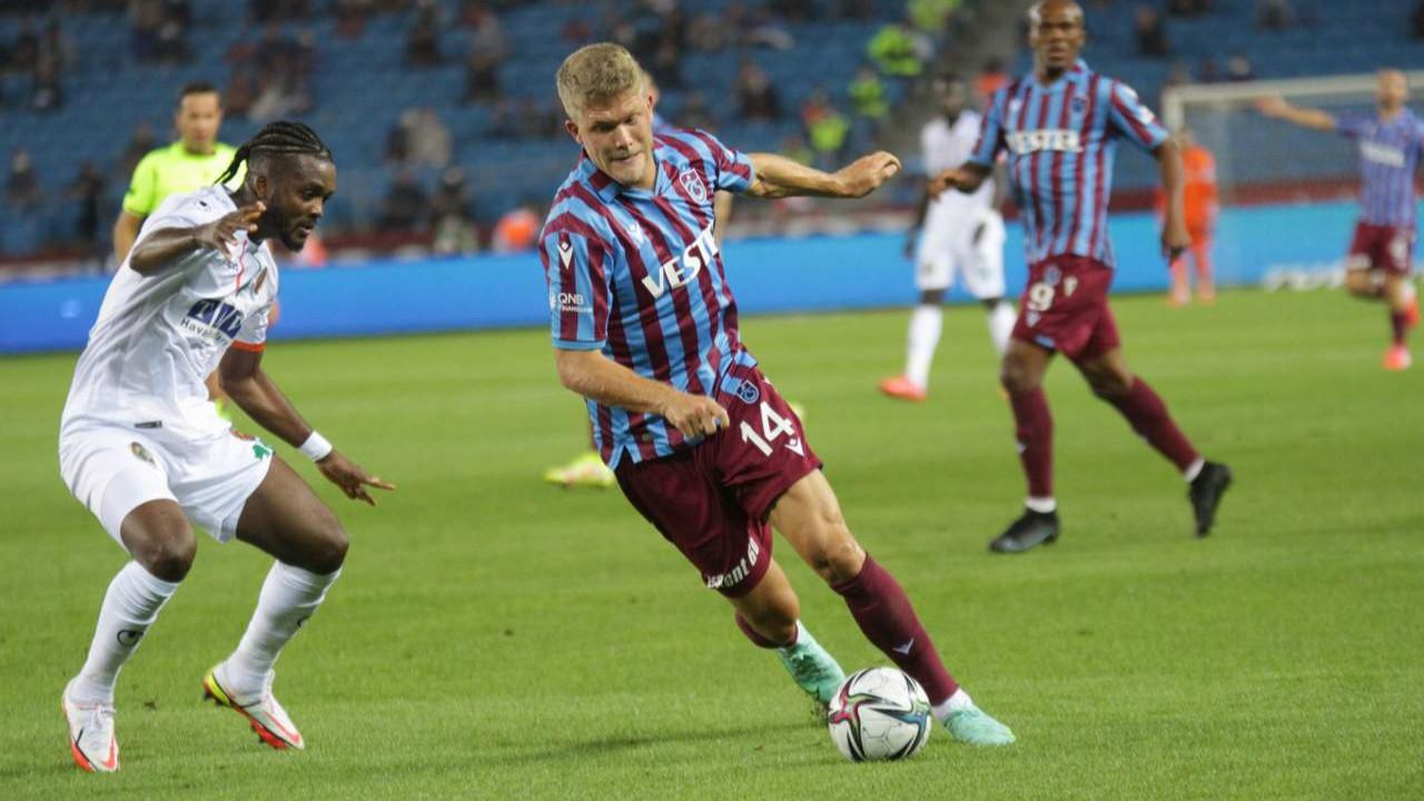 Trabzonspor liderlik fırsatını tepti