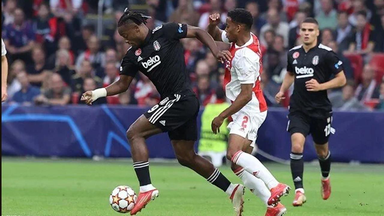 Mucize gerçekleşmedi: Beşiktaş, Ajax engeline takıldı