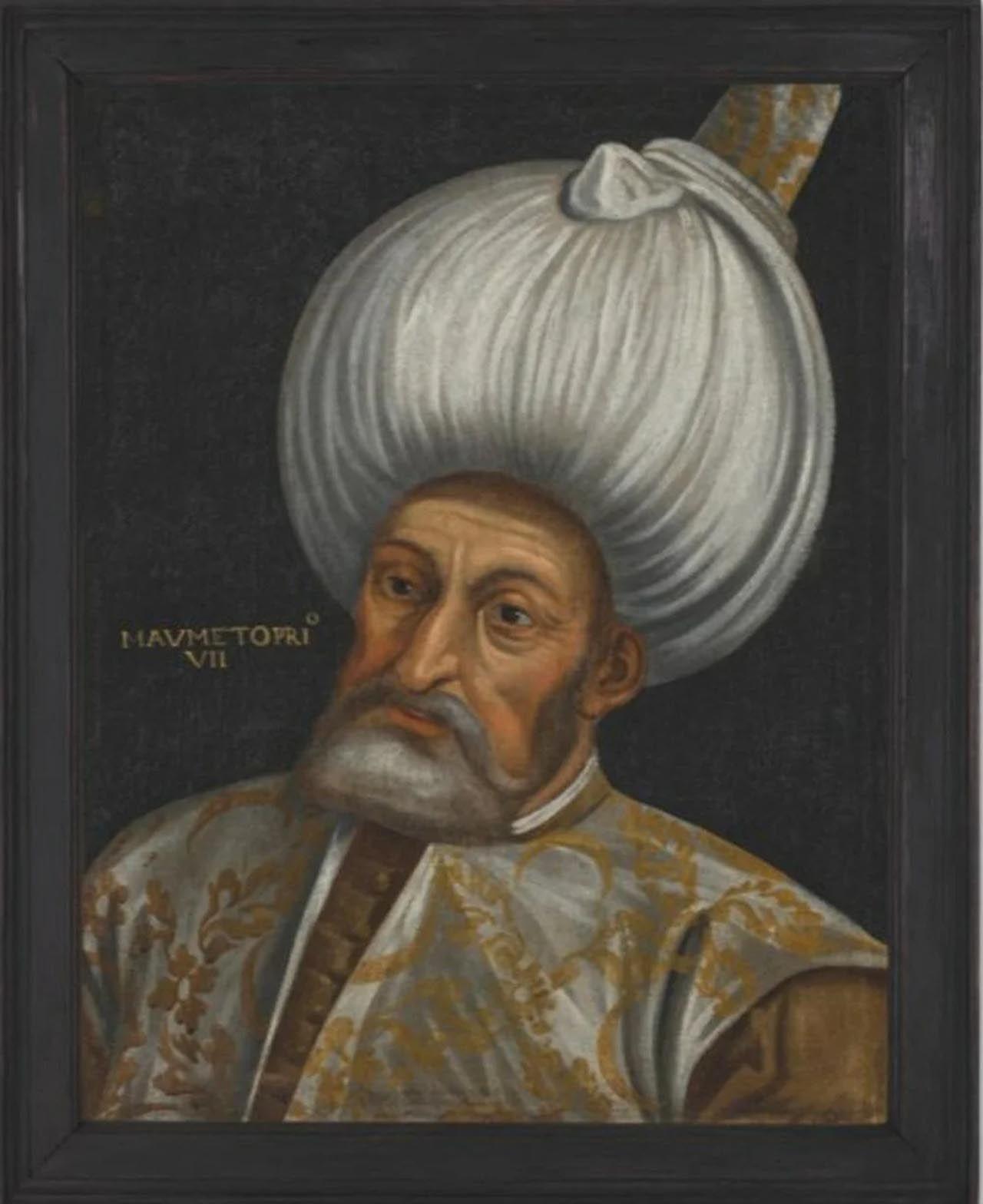 Osmanlı padişahlarının portreleri açık artırmayla satılacak - Resim: 2