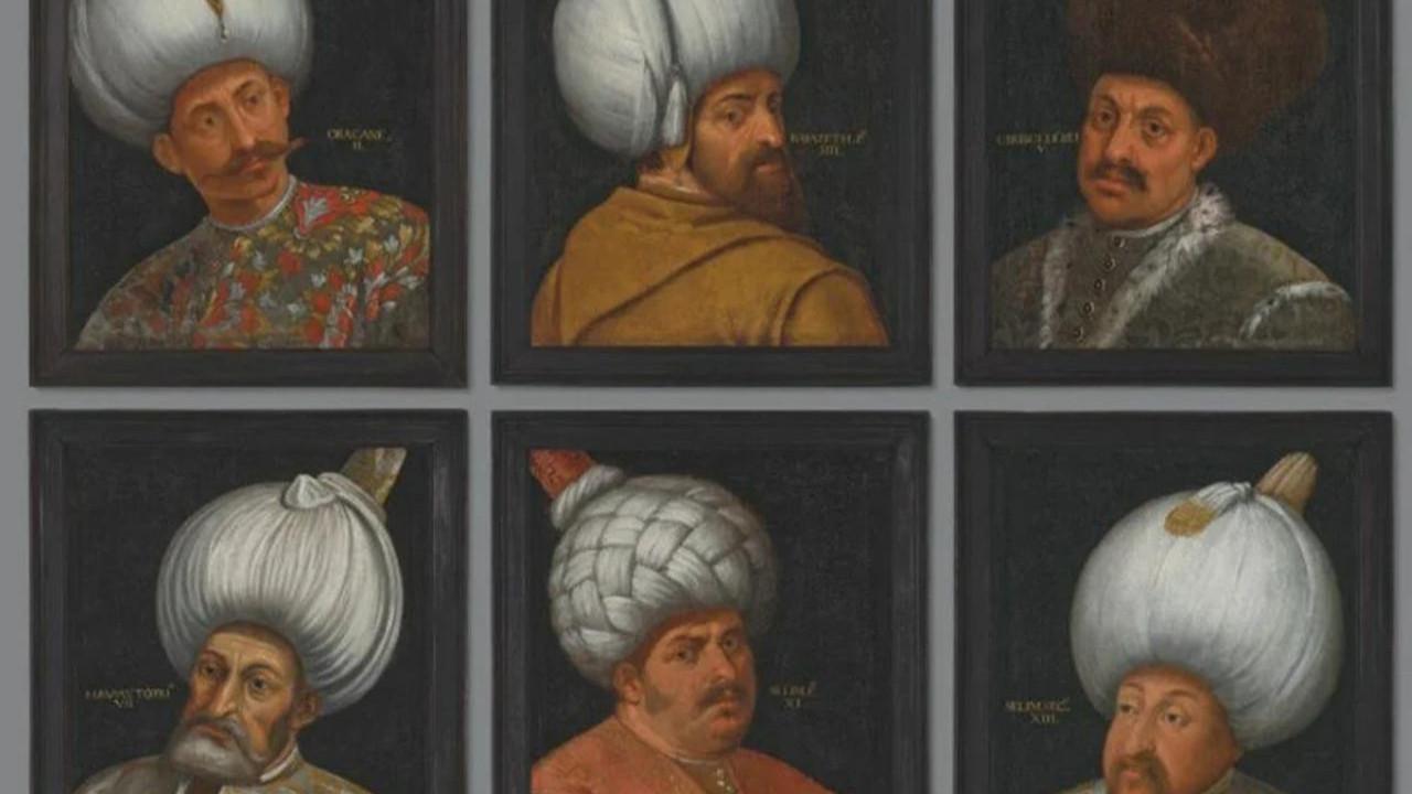 Osmanlı padişahlarının portreleri açık artırmayla satılacak