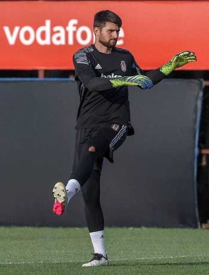 Sergen Yalçın'dan Ajax maçı için Beşiktaş'a sürpriz kadro - Resim: 1