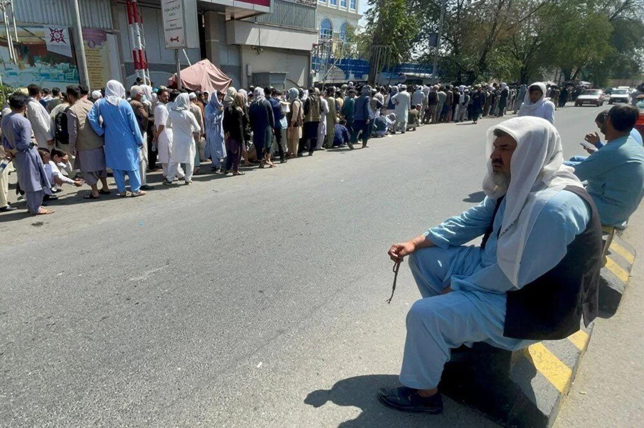Afganistan'da büyük kriz: Ekonomi çökme noktasında - Resim: 1
