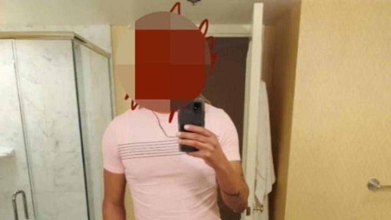 Aldatan adamı, karısına gönderdiği fotoğraf ele verdi