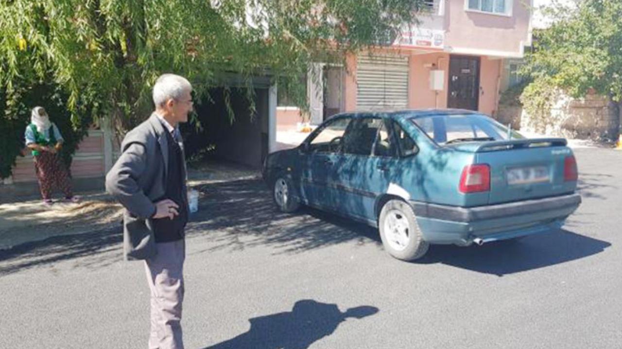 Soyduğu evin sahibi karakola gidince arabasını da çaldı