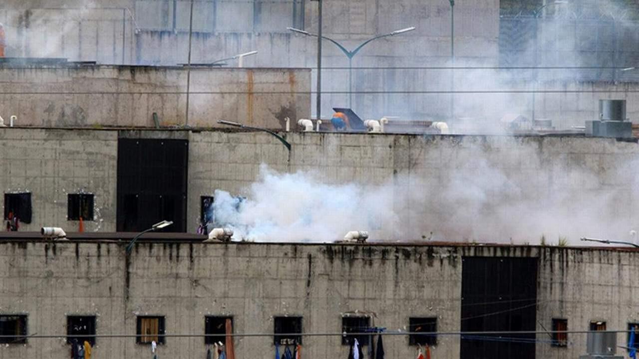 Cezaevinde çatışma: 24 ölü, 48 yaralı
