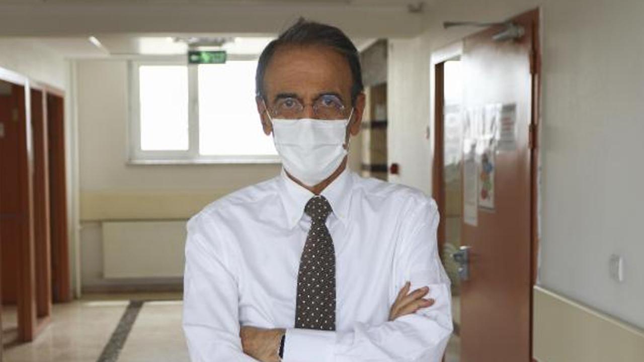 Prof. Dr. Ceyhan'dan çocuk vakalar için dikkat çeken açıklama