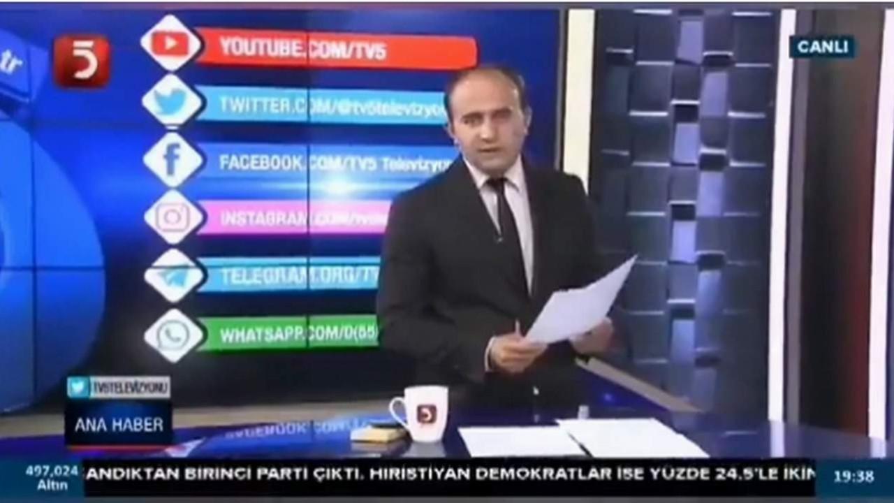Erdoğan'ın konuşmasını yarıda kesip ''Cumhurbaşkanı olarak konuşursa devam ederiz'' dedi