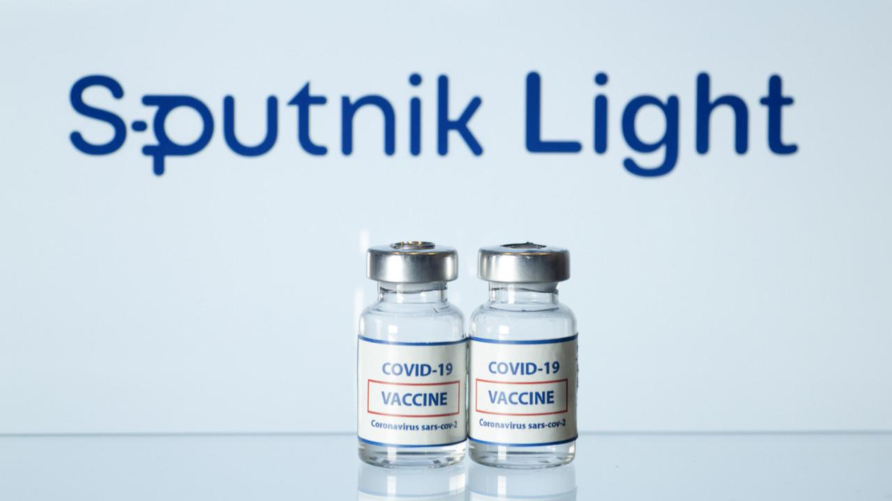 Sputnik Light için 'acil kullanım' başvurusu