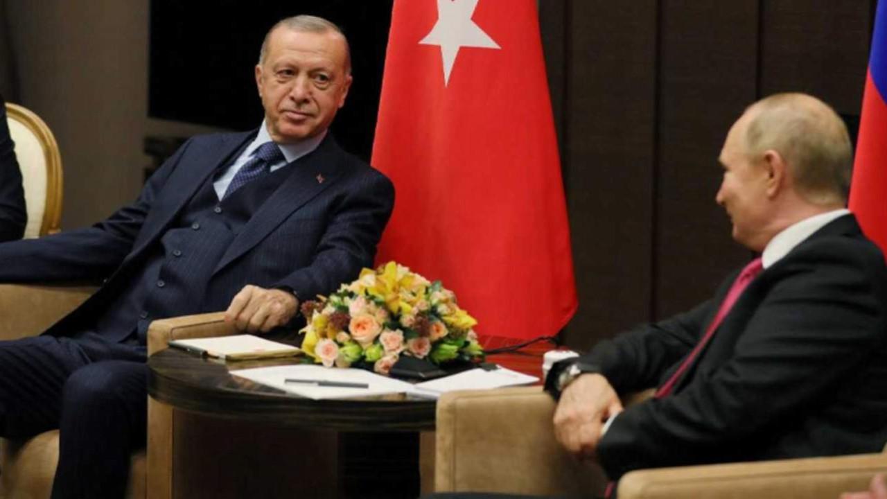 Erdoğan-Putin zirvesinden ilk ayrıntı: ''El sıkışıp, anlaştılar!''