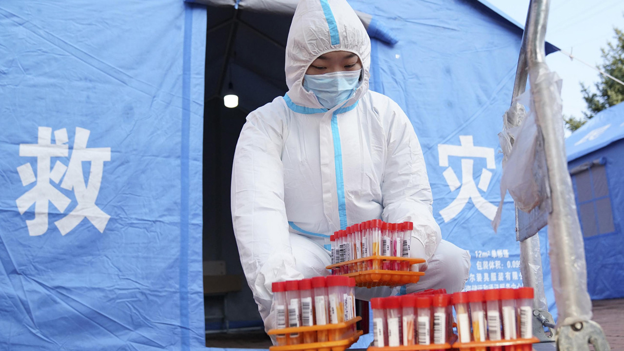 Çin'den koronavirüse karşı şoke eden yöntem
