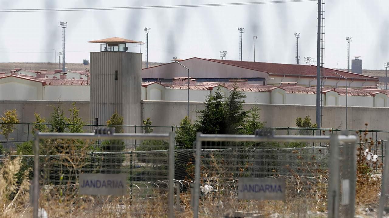 Açık cezaevinde Kovid-19 izinleri uzatıldı