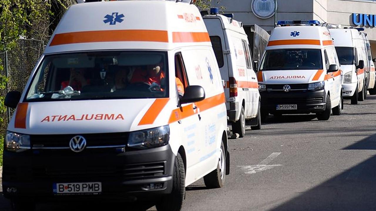 Hastanede yangın faciası: 9 ölü