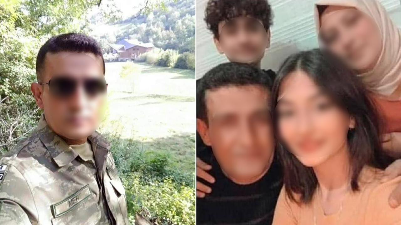 Eşi ve 2 çocuğunu öldüren eski uzman çavuştan korkunç ifade