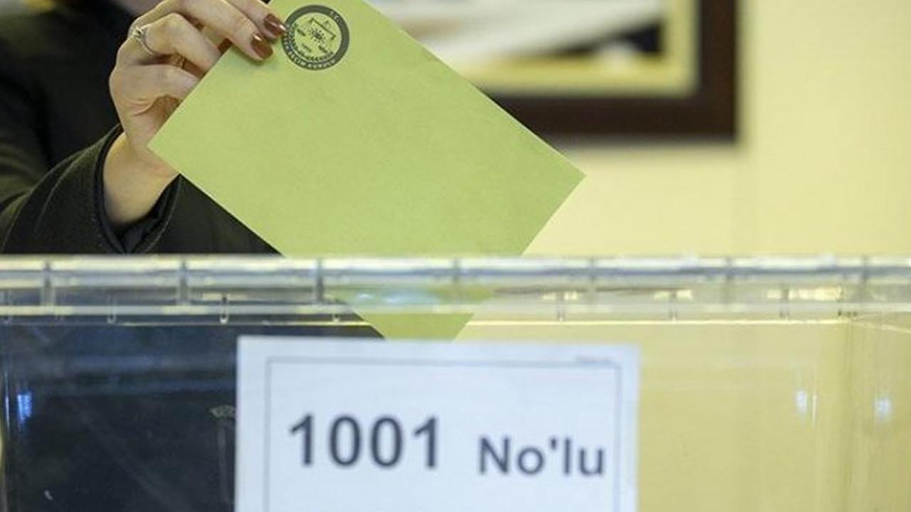 Son seçim anketinde çarpıcı sonuçlar: AK Parti ile CHP'nin oyları artık kafa kafaya