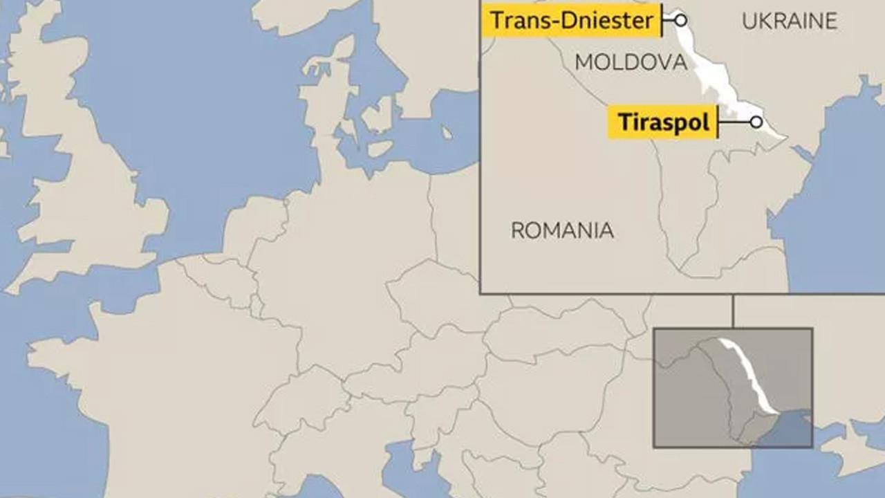 Kimsenin tanımadığı sosyalist bir ülke: Transdinyester
