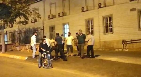 Polisin elinden kaçan hükümlüyü vatandaşlar yakaladı