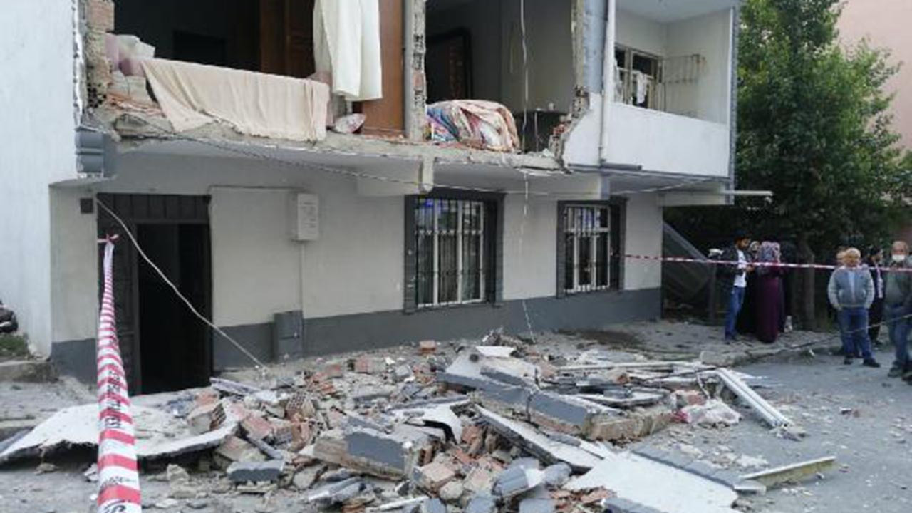 İstanbul'da büyük patlama! Ortalık savaş alanına döndü