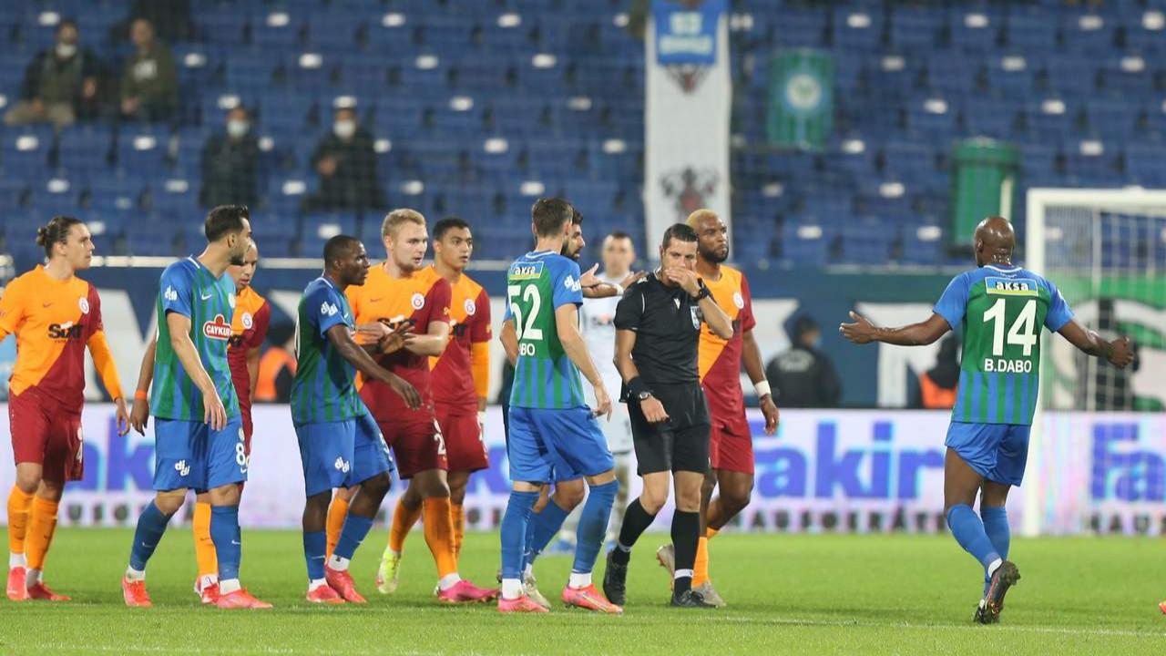 Galatasaray 90+10'da kazandı