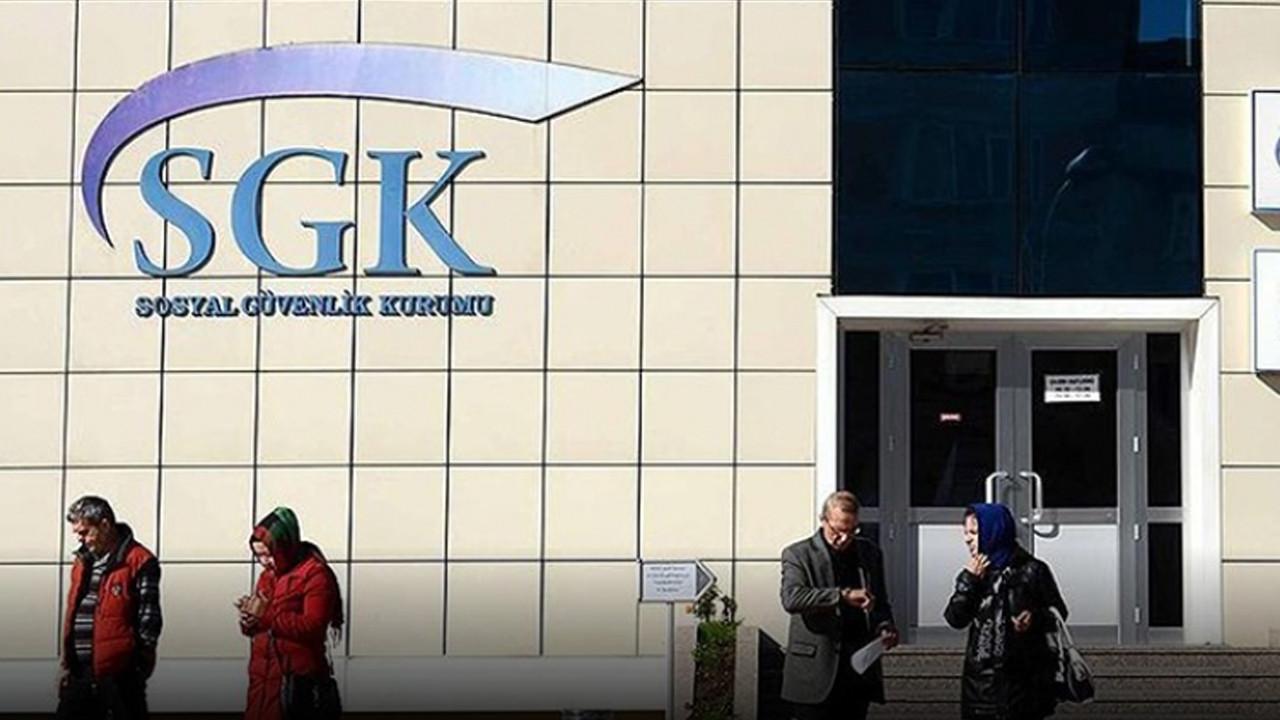 SGK'dan grip aşısı açıklaması