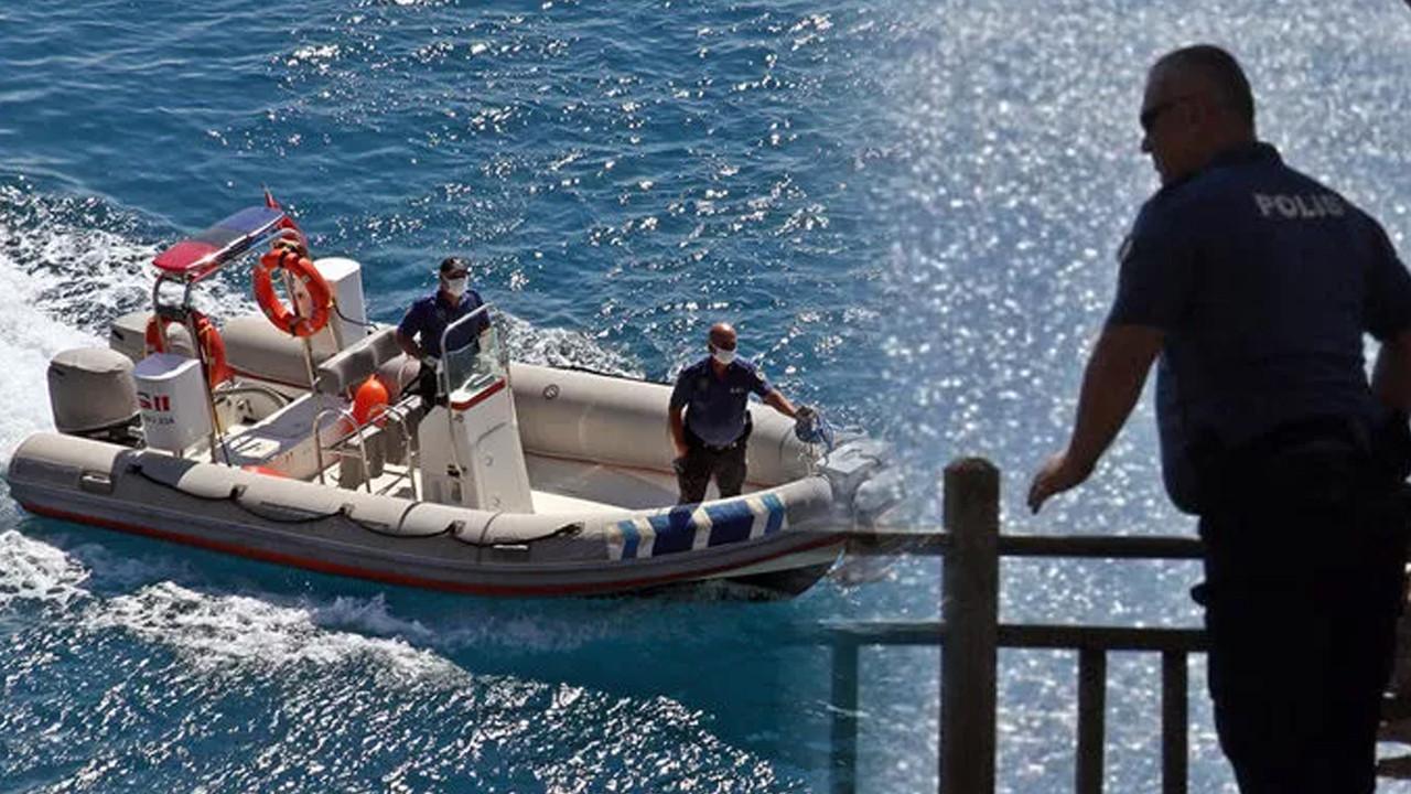 Antalya'da polisi alarma geçiren ihbar