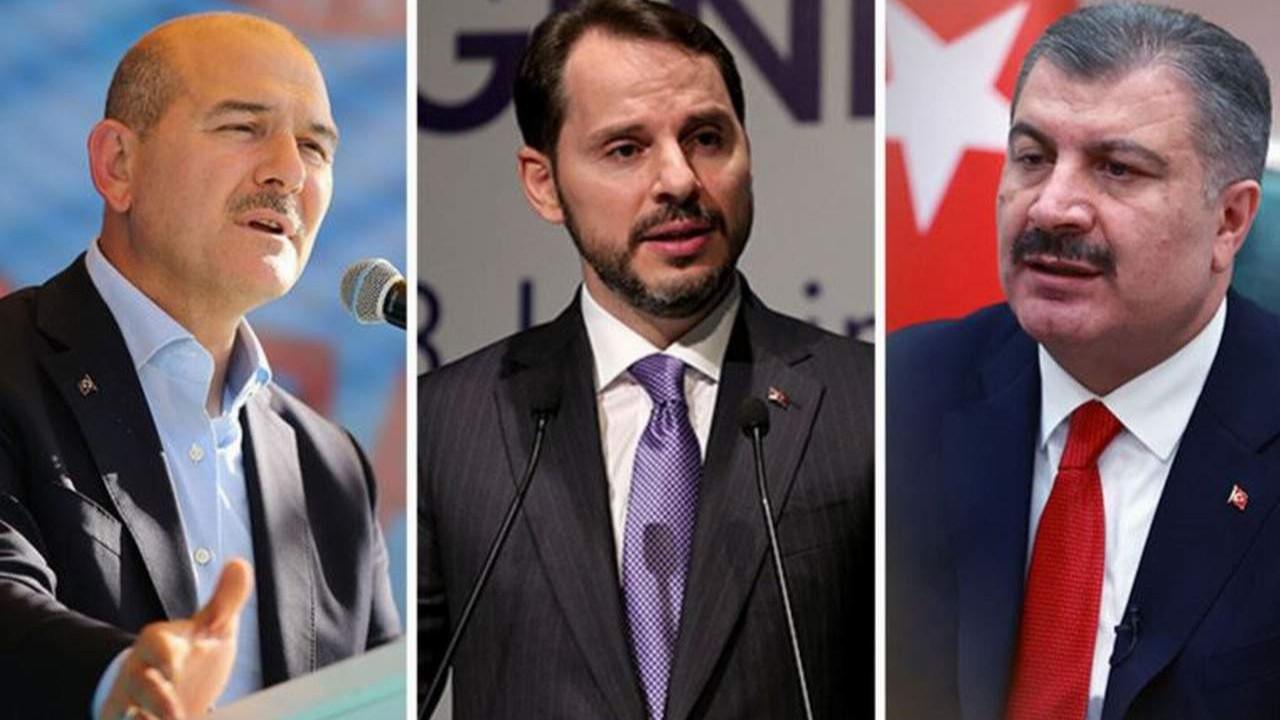 Süleyman Soylu, Berat Albayrak ve Fahrettin Koca hakkında suç duyurusu