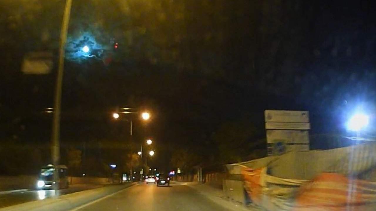 İstanbul'da göktaşı paniği! Geceyi gündüze çevirdi
