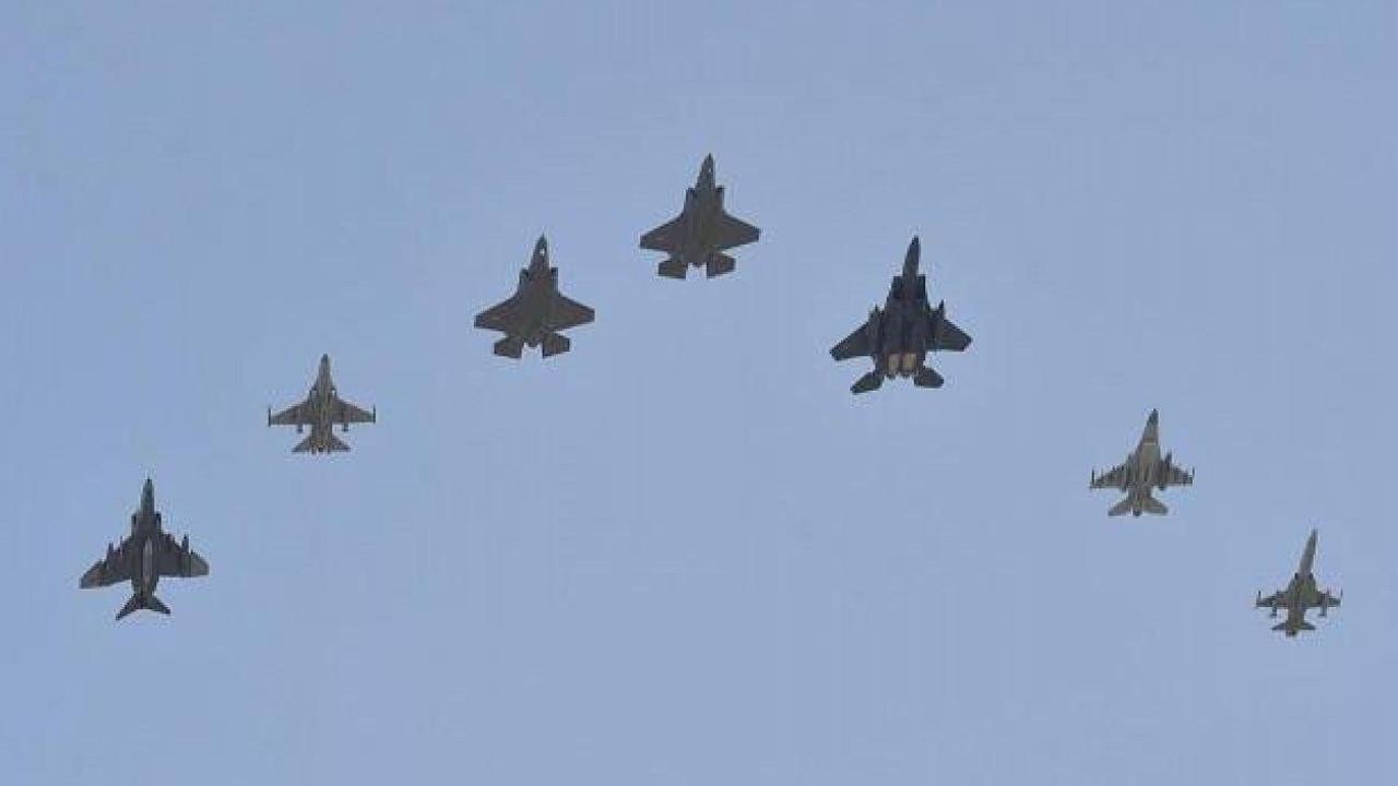 Uzak Doğu'da tansiyon yükseliyor: 3 günde 93 savaş uçağı havalandı