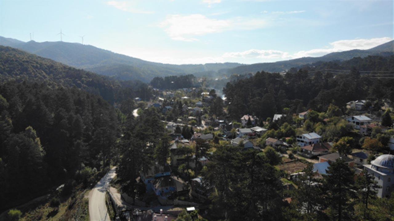 Bu köydeki ev fiyatları lüks semtleri geçti