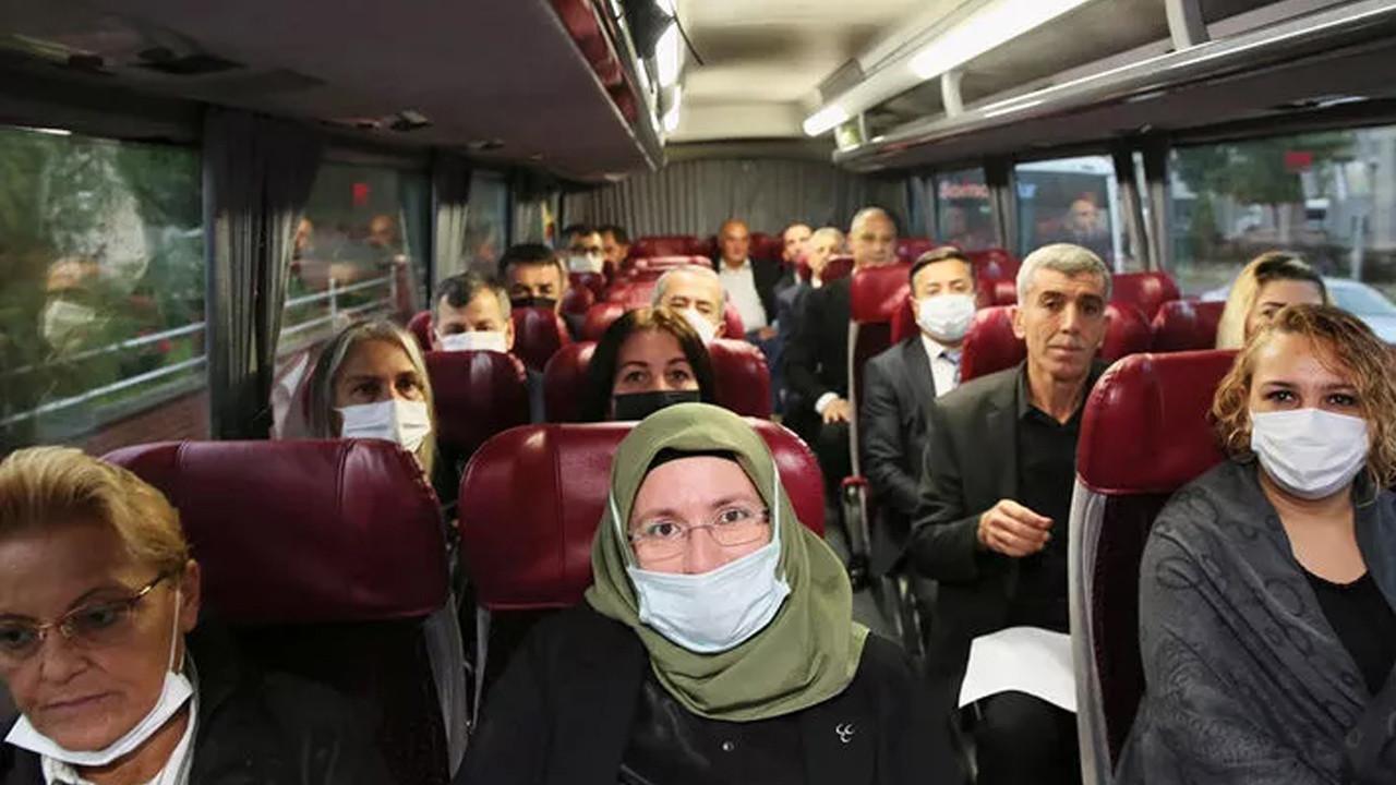 Bartın'da MHP'lileri taşıyan midibüs kaza yapmıştı: Son fotoğraf ortaya çıktı