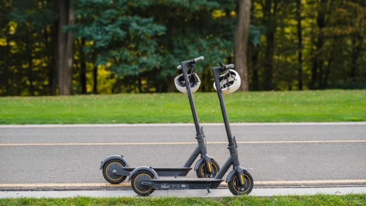 Başkent'te çevreci ulaşım: Elektrikli scooter dönemi başlıyor