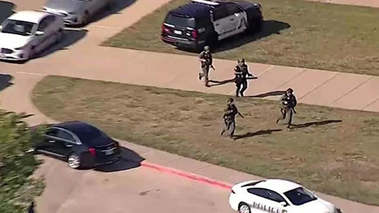 Teksas'ta okula saldırı! Çok sayıda yaralı var