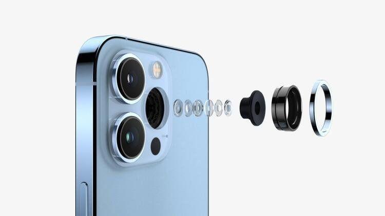 Türkiye'de 17 bin TL'ye satışa çıkan iPhone 13 Pro'nun maliyeti sizi çok şaşırtacak - Resim: 1