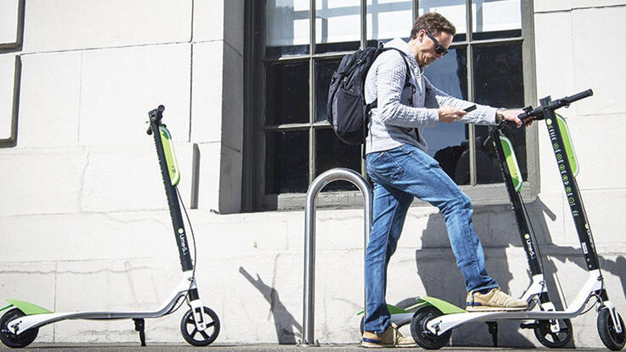Elektrikli scooter kullanımında kurallar değişti