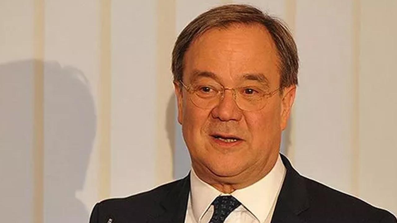 Almanya'da Başkanlık yarışını kaybeden Laschet istifa etti