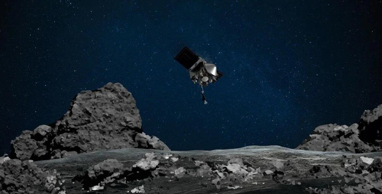 Bilim kurgu gerçek oluyor: Asteroidi uzayda vuracaklar - Resim: 2