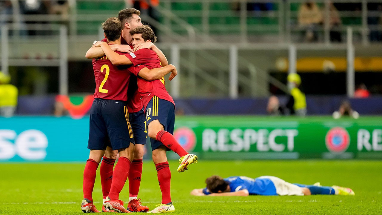 İtalya 37 maç sonra kaybetti