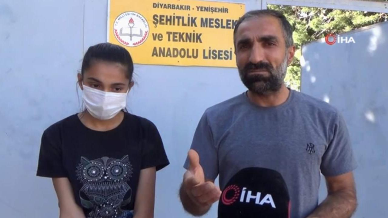 Kız öğrenciyi okula almadılar! Nedeni yürek parçaladı
